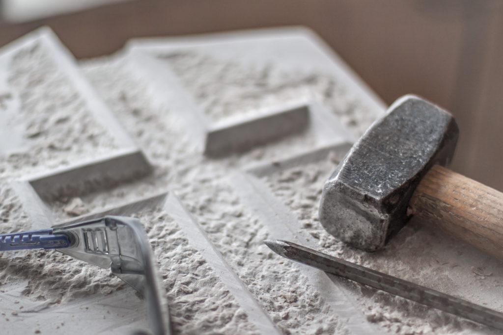 Steinbearbeitung
